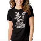 Oliver Sykes British Bring Me The Horizon Black T-shirt For Women