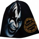 KISS Hot in The Shade Beanie Hat Heavy Metal Rock Band Snow Winter Ski Bikers Cap