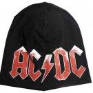 AC/DC Beanie Hat Heavy Metal Rock Band Snow Winter Ski Bikers Cap