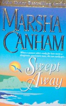 SWEPT AWAY by Marsha Canham - PB/1999 Historical Romance