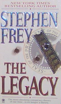 THE LEGACY - By Stephen Frey - PB/1998 Suspense
