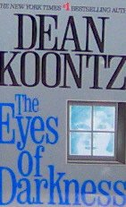 THE EYES OF DARKNESS - By Dean Koontz - Pb/1996 Suspense