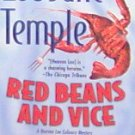 RED BEANS AND VICE - By Lou Jane Temple - PB/2001 Mystery