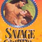SAVAGE SUNRISE - By Cassie Edwards - PB/1993 Historical Romance