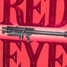 REDEYE - By Richard Aellen - PB/1988 Thriller Suspense
