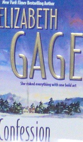 CONFESSIONS - By Elizabeth Gage - PB/1998 - Romance