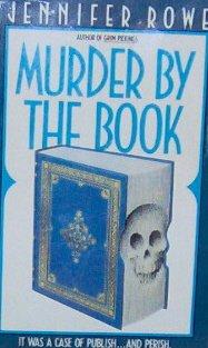 MURDER BY THE BOOK - By Jennifer Rowe - PB/1992 - Mystery