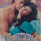 LIGHTNING AND FIRE - By Serita Stevens - PB/1987 - Historical Romance