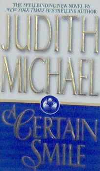 A CERTAIN SMILE - By Judith Michael - PB/2000 - Romance