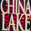 CHINA LAKE - By Anthony Hyde - PB/1993 - Thriller