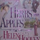 HERBS AND APPLES - By Helen Hooven Santmyer - PB/1987 - Historical Novel