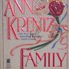 FAMILY MAN - By Jayne Ann Krentz - PB/1992 - Romance