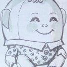 HUMPTY DUMPTY - Stuffed Doll or Toy Vintage Pattern