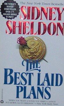 THE BEST LAID PLANS - Sidney Sheldon - PB/1998 - Action Adventure