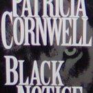 BLACK NOTICE - Patricia Cornwell - PB/2000 - Thriller