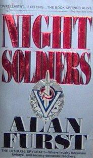 NIGHT SOLDIERS - Alan Furst - PB/1990 - War