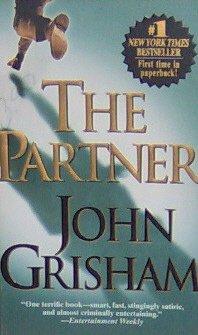 THE PARTNER - John Grisham - PB/1997 - Action Adventure