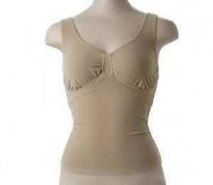 Rhonda Shear Power Net Camisole Nude 1X