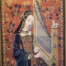 BELGIAN TAPESTRY, Lady & Organ, TAP2