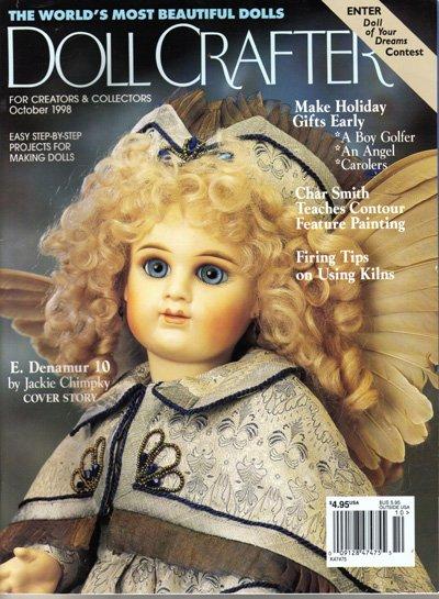"""Doll Crafter"" Magazine, Oct. 1998 #191"