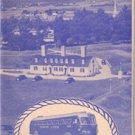ACADIAN LINES, Nova Scotia--Summer Time Tables 1950, TR1