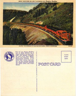 Great Northern's Empire Builder, RR9
