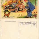 LN PC—Comic Auto post card, #PC30