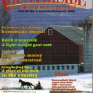 COUNTRYSIDE Magazine, Jan/Feb 2003, #285