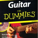 GUITAR FOR DUMMIES, 2nd Edition, With Audio CD
