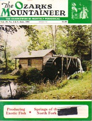 The OZARKS MOUNTAINEER, June, 1981, #300