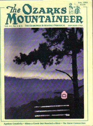 The OZARKS MOUNTAINEER, June, 1993, #308
