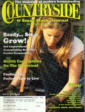 COUNTRYSIDE Magazine, Mar/Apr 2003, #286
