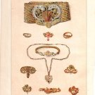 """Modern Jewelry""  Color Plate,  BP13"
