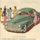 "DODGE ""Smoothest Car Afloat"" 1948 AD, AD101"