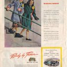 Body by Fisher, GENERAL MOTORS CARS Ad , AD116