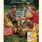Miller High Life Ad, 1965  AD171