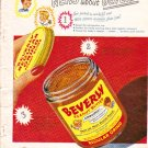 BEVERLY Peanut Butter Ad, 1948, Aad1