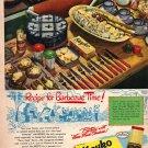 1947 Keyko Oleomargarine, Shedds Sauce Ad,  AD157