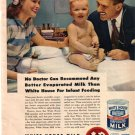 1948 White HouseEvaporated Milk Ad, AD179