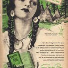 Sierra Pine toilet soap AD, Artwork Henry Clive, AD151