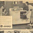 GENERAL ELECTRIC Range 1948 AD, AD108