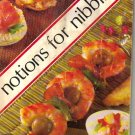 """Nautical Notions for Nibbling"" Cookbook, CB4"