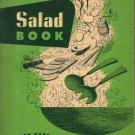 """""""Salad Book"""" Cookbook, Vintage 1950, CB6"""