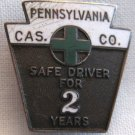 Vintage Award Medallion Pennsylvania Cas. Co., VM3