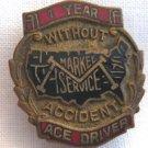 Vintage Award Medallion Markel Service, VM4