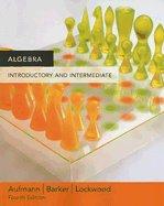 Algebra: Introductory and Intermediate (Paperback) ISBN: 0618609539