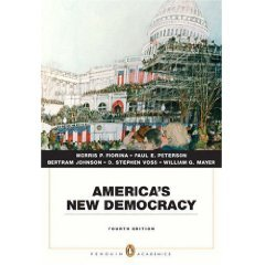 America's New Democracy (Paperback) ISBN: 0205572480