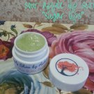 Sour Apple flavored Sugar Lips lip Scrub ALL NATURAL green apple ||  All Natural || Handmade