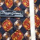 DIEGO GOMEZ Vintage Paisley Tie. 8 cm (3.1496')