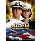 JAG - The Complete Second Season (DVD, 2006, 4-Disc Set) BRAND NEW